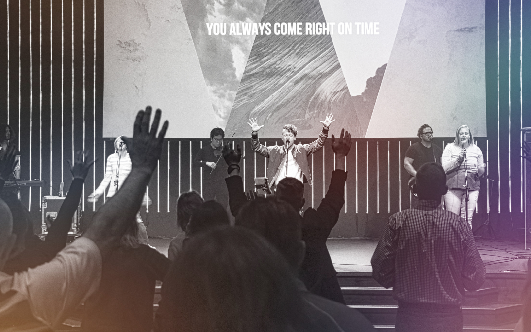 The Move: A Young Adult Worship Night